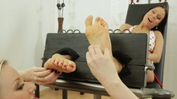 Czech Tickled Feet password